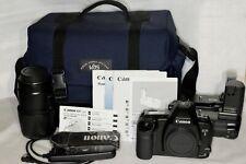 [Near Mint]Canon EOS-3 35mm SLR Film Camera SET From Japan