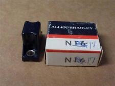 A-B ALLEN BRADLEY N17 Overload Heater Element **Lot of 5**