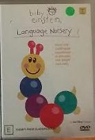 Baby Einstein - Language Nursery - DVD R4 - Australian Release