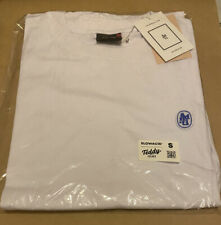 SlowAcid X Teddy Island Rubber Patch T-shirt NCT 127 Johnny White Size: S