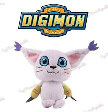 "Digimon Classic Original Minis Plush 5"" Figure Zag Toys New with Tags - Gatomon"