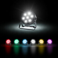 Kam POWERCAN 84W Hex rgbwauv 6in1 LED DMX Par SLIM può Uplighter DJ + Remote