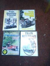 More details for train mountain triennial x 4 oregan  hobby railroad model quentin breen