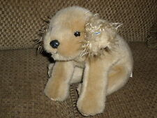 "Retired 1996 Ty Classic Buddy Plush Corky 11"" Cocker Spaniel Puppy Dog (5b)"