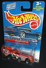 Hot Wheels 2000 #037 Speed Blaster Series #1 of 4 Firebird Funny Car Orange 5SPs