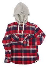 Denim And Supply Ralph Lauren Mens Hodded Shirt Jacket Size S