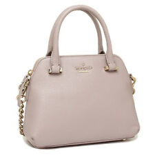 KATE SPADE NEW YORK EMERSON PLACE SMOOTH SMALL MAISE MOUSSE FROSTING RETAIL $298