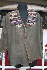 Plus Coats & Jackets of 100% Cottonfor Women