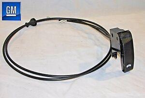 95-99 C/K Silverado C/K Sierra Yukon Tahoe Hood Latch Release Cable NEW GM 412
