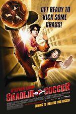 SHAOLIN SOCCER • 1-Sheet Movie Poster • STEPHEN CHOW • WEI ZHAO • 2001