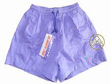 Vintage 90 MC KEE'S Boxer S Shorts Costume Beach Pantaloncini Viola NOS 80