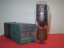 1 X 5R4GY-SYLVANIA-NOS/NIB-TUBE.