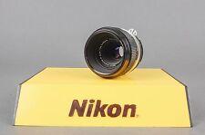 Nikon Ai Micro-NIKKOR-P Auto 55mm f/3.5 Lens