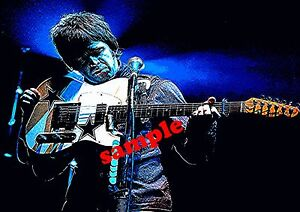 AMAZING NOEL GALLAGHER OASIS POP ART CANVAS #3 QUALITY ARTWORK WALL ART PICTURE