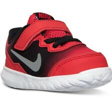 Nike Red Black Little Boys Non-Tie Sneakers New Toddler Boys Size 6 M
