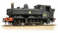 Pannier Tank OO Scale Model Train Locomotives