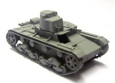 Milicast BR65 1/76 Resin WWII Russian T26 Flamethrower Tank