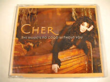 CHER  The Music's No Good Without You  MAXI CD