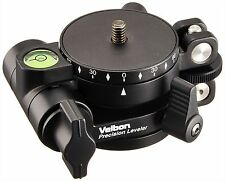Velbon Leveling unit and Panorama head Precision Leveler V40846 F/S from jp