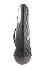 4/4 Violin case Mixed Carbon Fiber Violin Box black Strong Light #2