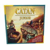 Catan Junior Complete Excellent Condition Klaus Teuber Mayfair Board Game