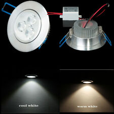 3W LED Recessed Ceiling Down Light Bulb Lamp Downlight Warm white cool white