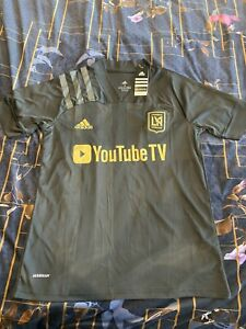 LA Galaxy Adidas Home Shirt Size Small BNWT