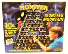 MONSTER IN MY POCKET MOUNTAIN DISPLAY SEALED 1990 MATCHBOX