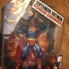 DC Universe Classic PUBLIC ENEMIES SUPERMAN METALLIC VARIANT Brimstone BAF