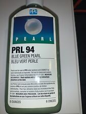 PPG PRL94 Blue Green Pearl paint additive 6oz New bottle