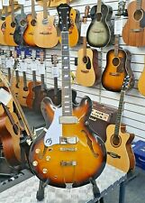 2014 Epiphone Lefty Casino VS Left Handed Hollowbodied Electric Guitar