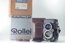 【Mint+++ in BOX】 Rolleiflex 2.8F White Face w/ Planar 80mm f2.8 From Japan #2042