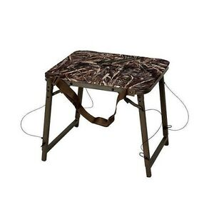 Avery Greenhead Gear Dog Ruff Stand MAX 5 Camo Adjustable Marsh Platform