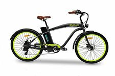Sale!!! Emojo 500W 36V- HURRICANE ELECTRIC BIKE- Green