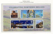 s3322) UK GREAT BRITAIN 2008 MNH** Celebrating Northern Ireland s/s