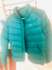 ARCTERYX cerium SV steal xsmall women jacket preowned MSRP $499