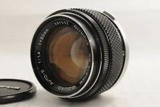AS-IS Olympus OM-System G.Zuiko Auto-s 50mm F1.4 from JAPAN by DHL #1813