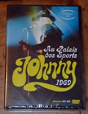 DVD JOHNNY HALLYDAY - Au palais des sports 1969