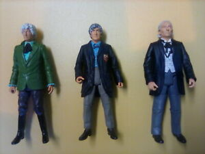 Dr. Who First Three Figures 1963-65