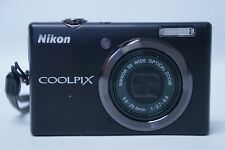 Nikon COOLPIX S570 12.0MP Digital Camera - Black