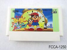 Time Zone Famicom Japanese Import FC Nintendo NES Japan US Seller A