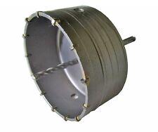 SDS Plus 125 mm Corona Foratura dosi Trapano buco Trapano Nucleo TRAPANO CON TRAPANO