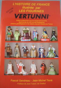 """"""" Catalogue Vertunni """" Edition 2020 - THE STORY OF France Grand Format 21X29, 7"""