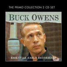 The Essential Early Recordings by Buck Owens (CD, Apr-2014, 2 Discs, Pr1mo)
