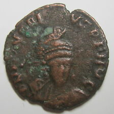 HONORIUS (393-423) Nummus CONCORDIA
