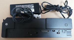 Dockingstation Fujitsu Siemens Lifebook U757 U7510 U759 2x USB-C + Netzteil