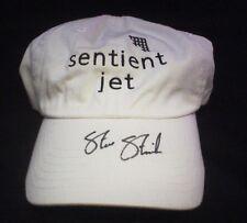 Steve Stricker Autograph Signed Sentient Jet Golf Imperial Hat Jsa Certified