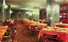 RICHMOND, VA  Virginia   COUNTRY KITCHEN-Wm Byrd Motor Hotel   ROADSIDE Postcard