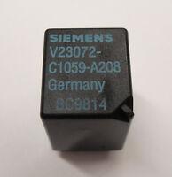 V23072-A1059-X002 Relay 12VDC 10A THT SIEMENS 2pcs