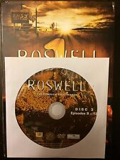 Roswell - Season 1, Disc 3 REPLACEMENT DISC (not full season)